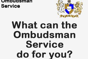 What can the Ombudsman Service do for you?