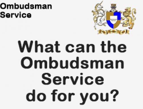 What can the Coaching and Mentoring Industry Ombudsman Service do you for?