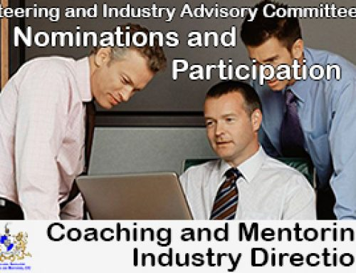 Steering and Industry Advisory Committees Nominations and Participation