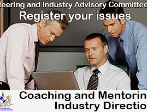 Register your Industry Issues