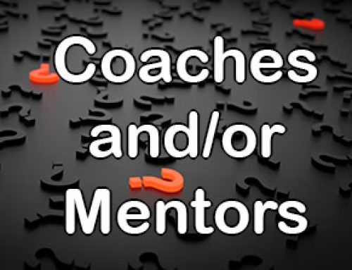 As a coach and/or mentor, why should I accredit/credential with a Professional Body?