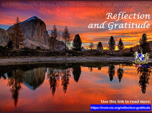 Reflection and Gratitude
