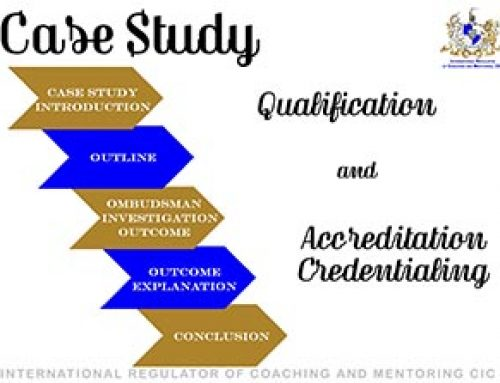 Case Study 0001 – Industry Terminology – Qualification vs Accreditation/Credentialing