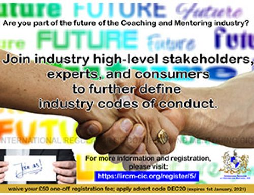 Are you part of the future of the Coaching and Mentoring industry?