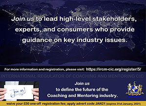 join the IRCM CIC
