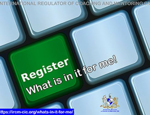 Why would I register at the IRCM CIC, what's in it for me?