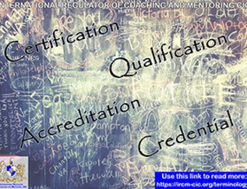 What is meant by Qualification, Accreditation, or Credentialing?
