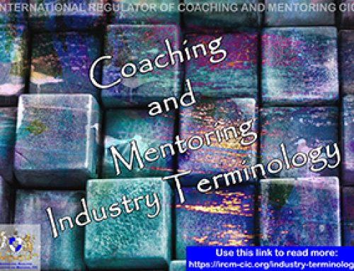 Coaching and Mentoring Industry Terminology