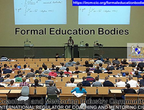 Industry Community – Formal Education Bodies