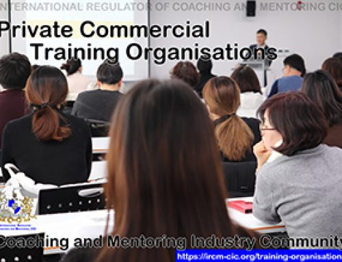 Industry Community – Private Commercial Training Organisations