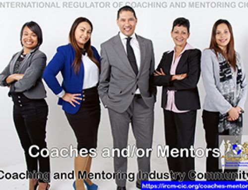 Industry Community – Coaches and/or Mentors