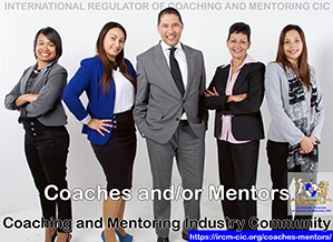 Coaches and/or Mentors