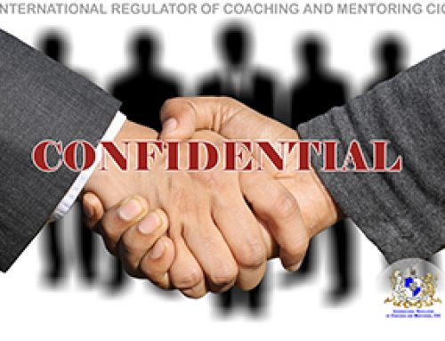 Personal Conduct – 3: Confidentiality