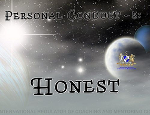 Personal Conduct – 5: Honest